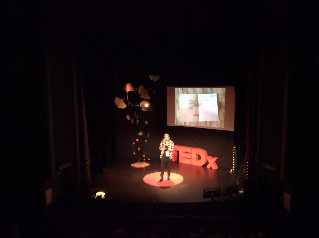 TEDx-Oriana