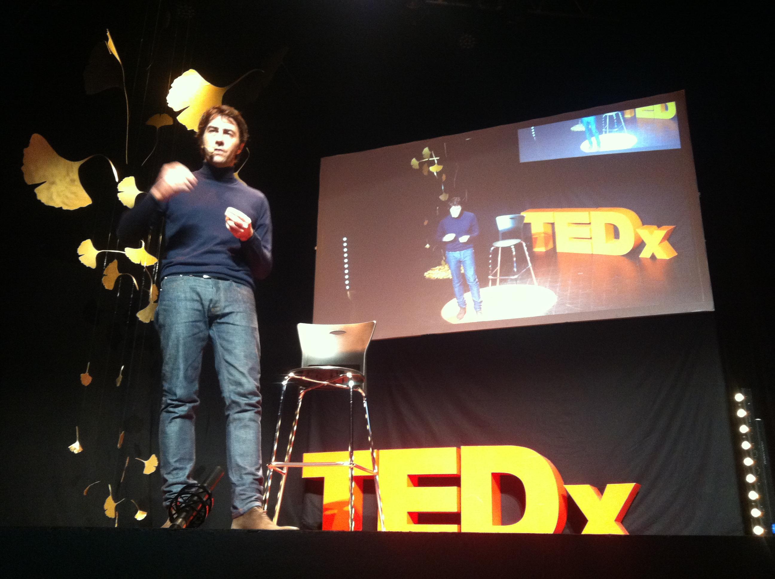 TEDX-Gibertie